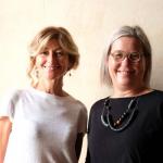 Anna Lucarelli e Chiama Ometto insegnanti Mindfulness